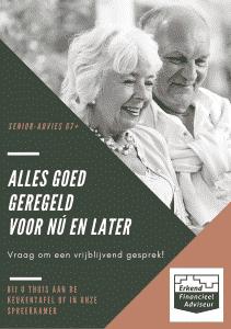 Brochure senior advies 67+