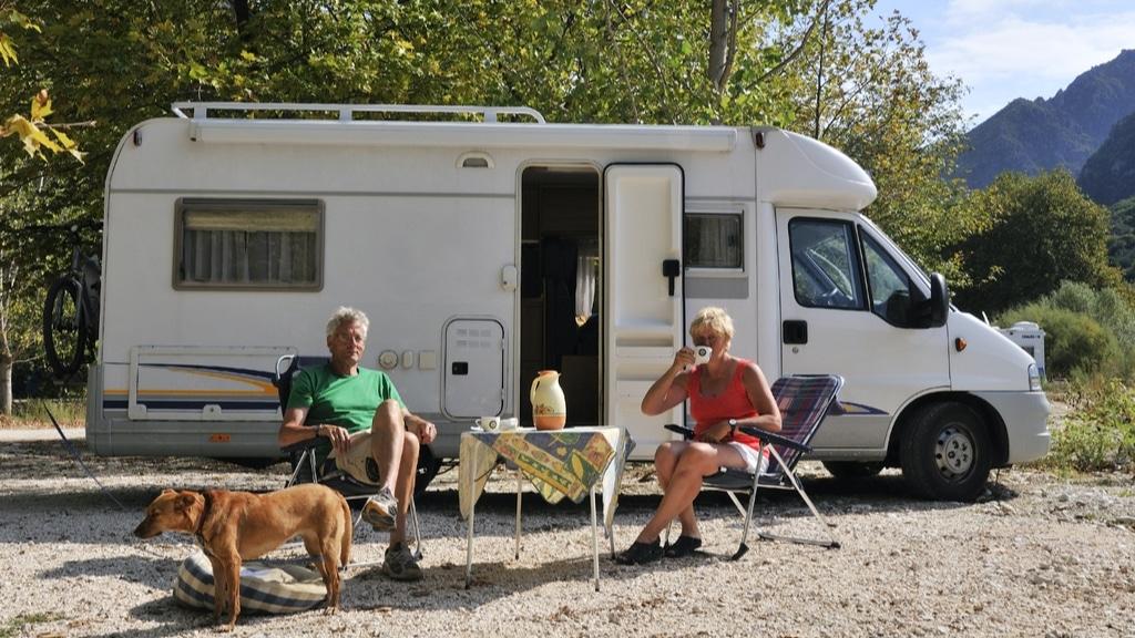 Geld lenen voor caravan of camper