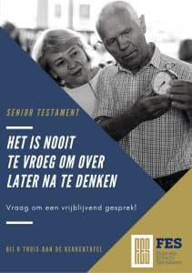 Senior Testament Brochure