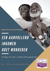 SENIOR HYPOTHEEK